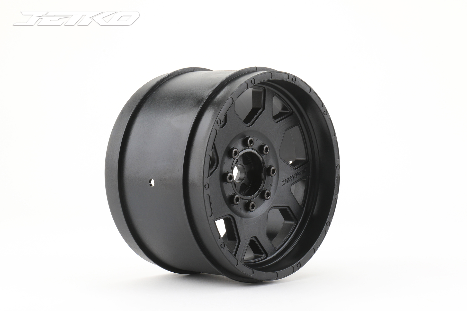 EX 1/5 XMT Wheel (Black)
