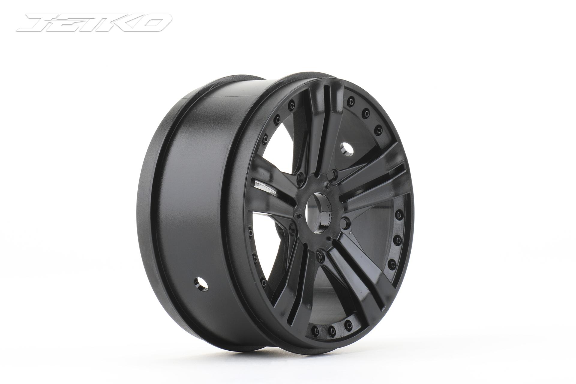 1/8 Buggy Claw Wheel (Black)