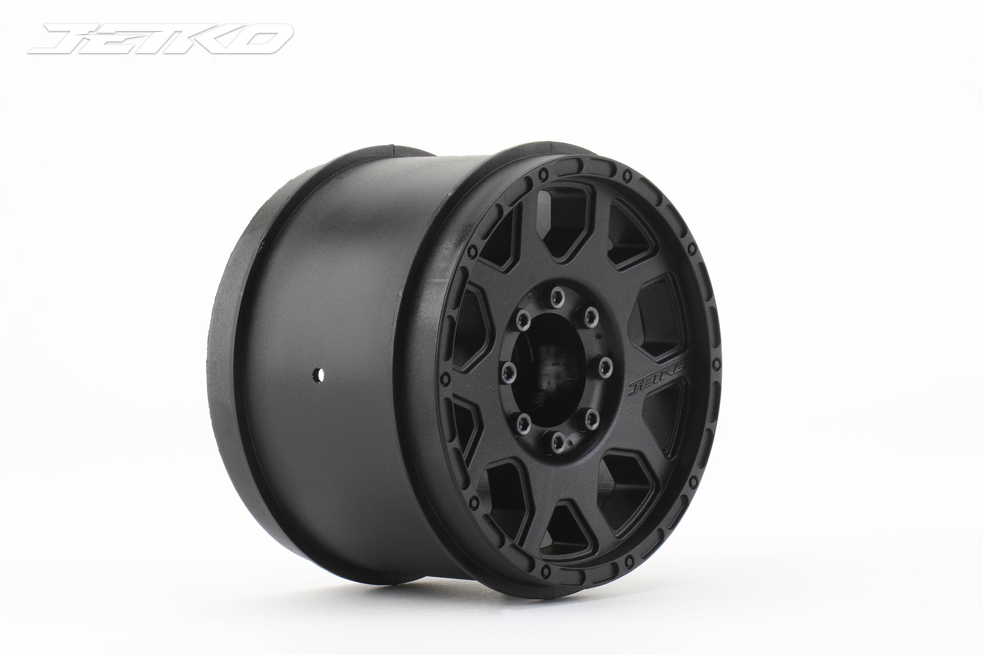 EX 1/8 SGT MT 3.8 Wheel (Black)