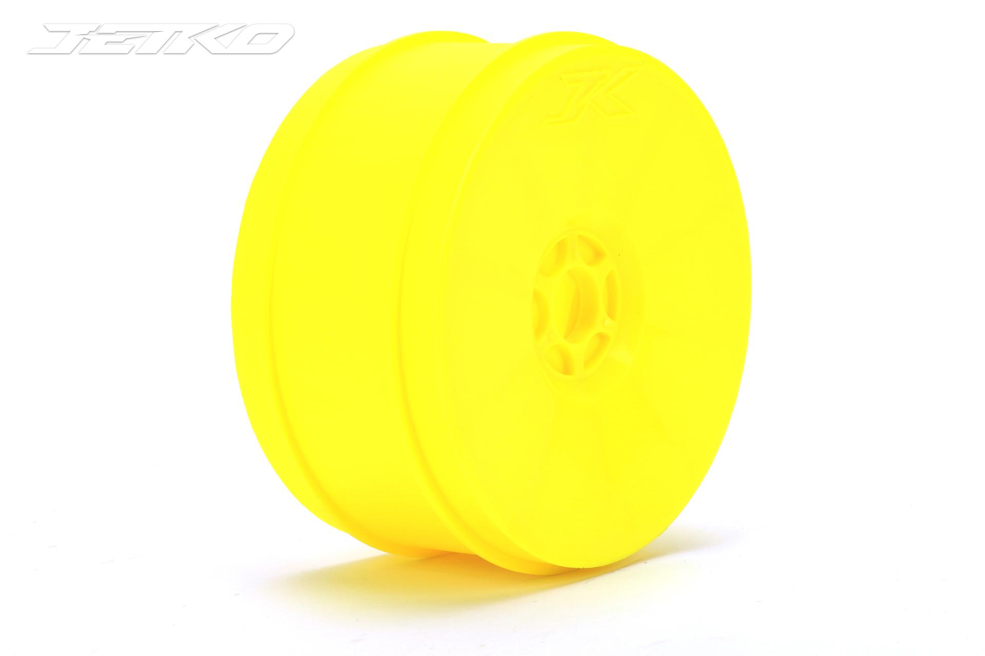 1/8 Buggy Dish Wheel (Yellow)